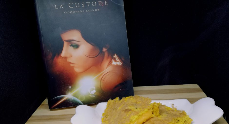 La custode - Yasodhara Leandri - La Ruota Edizioni