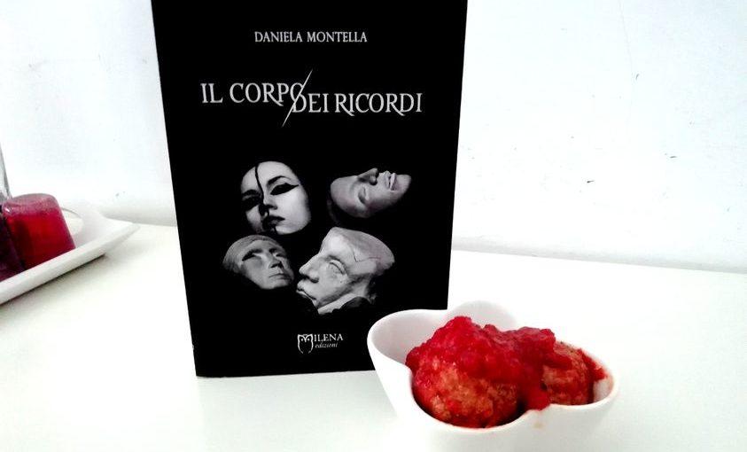 Il corpo dei ricordi, Daniela Montella, Milena Edizioni