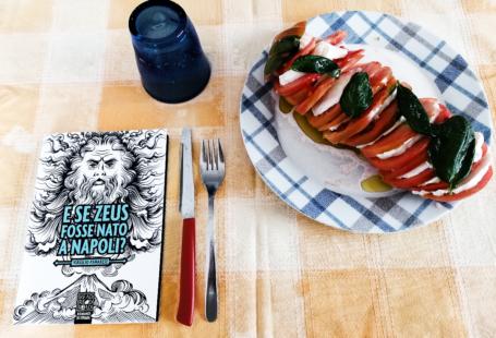 E se Zeus fosse nato a Napoli? Virgilio Panarese, Read Red Road