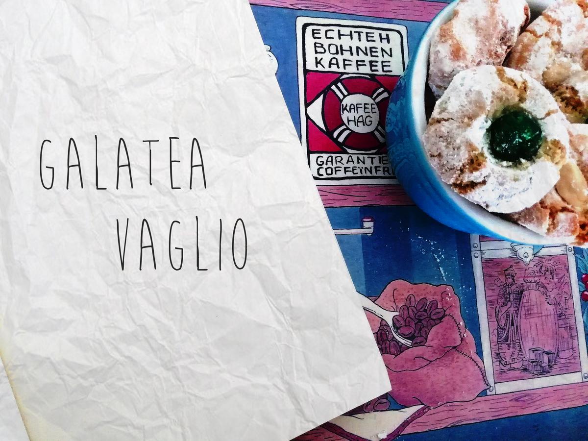 Galatea Vaglio, storica, scrittrice, blogger e insegnante.
