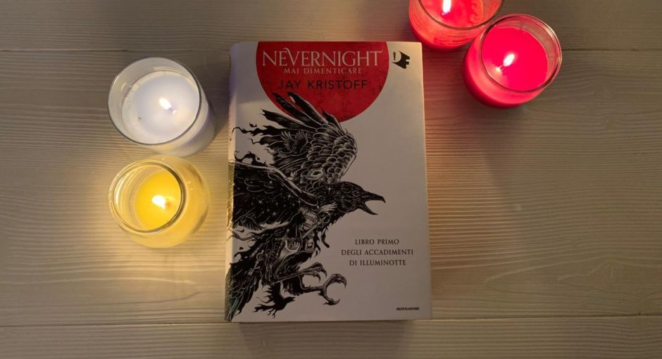 nevernight di jay kristoff